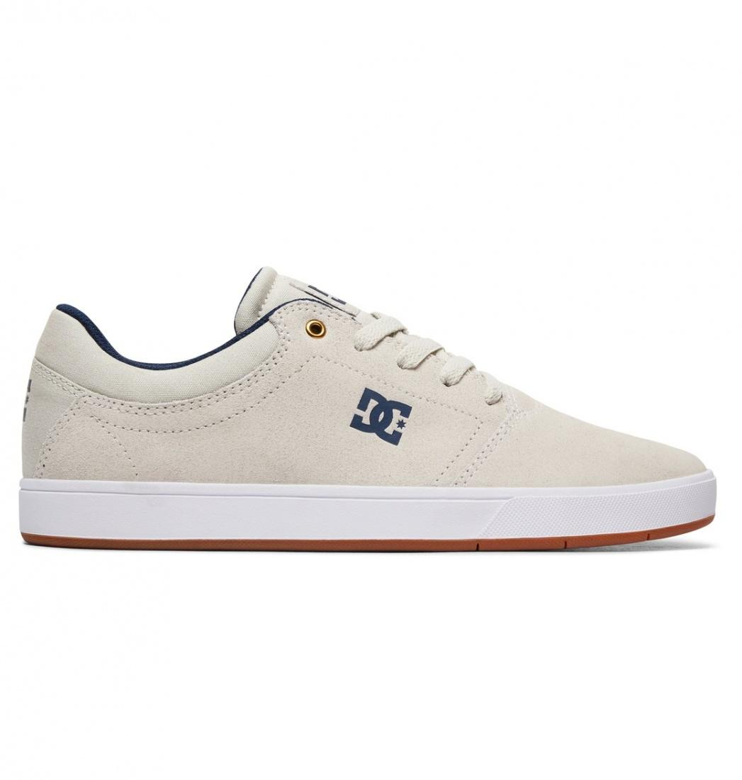 DC SHOES Кеды DC shoes Crisis TAN/GUM US 9.5 dc shoes кеды dc shoes crisis high navy camel fw17 10