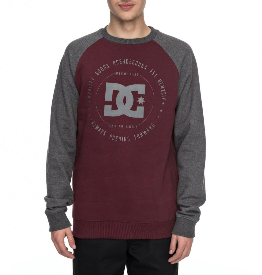 DC SHOES Свитшот DC shoes Rebuilt Raglan PORT ROYALE, , FW17 XL dc shoes кеды dc heathrow se 11