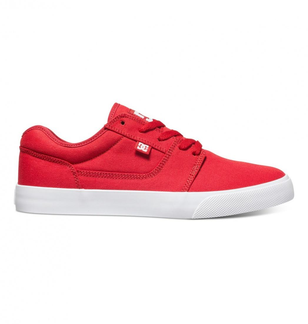 DC SHOES Кеды DC shoes Tonik TX RED US 12