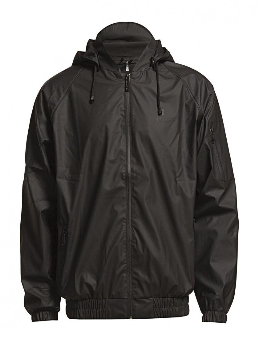 Куртка RAINS Rains Bomber Black L XL от Boardshop-1