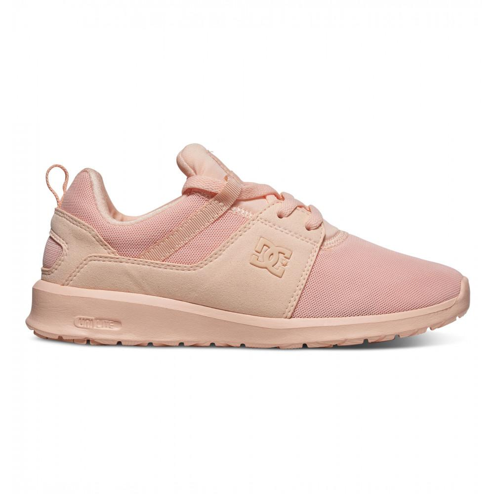 DC SHOES Кроссовки DC shoes Heathrow PEACH CREAM 6.5 кроссовки детские dc heathrow se green grey white