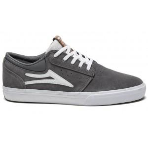 Lakai Кеды Lakai Griffin GREY/WHITE SUEDE 12 renolux автокресло serenity griffin
