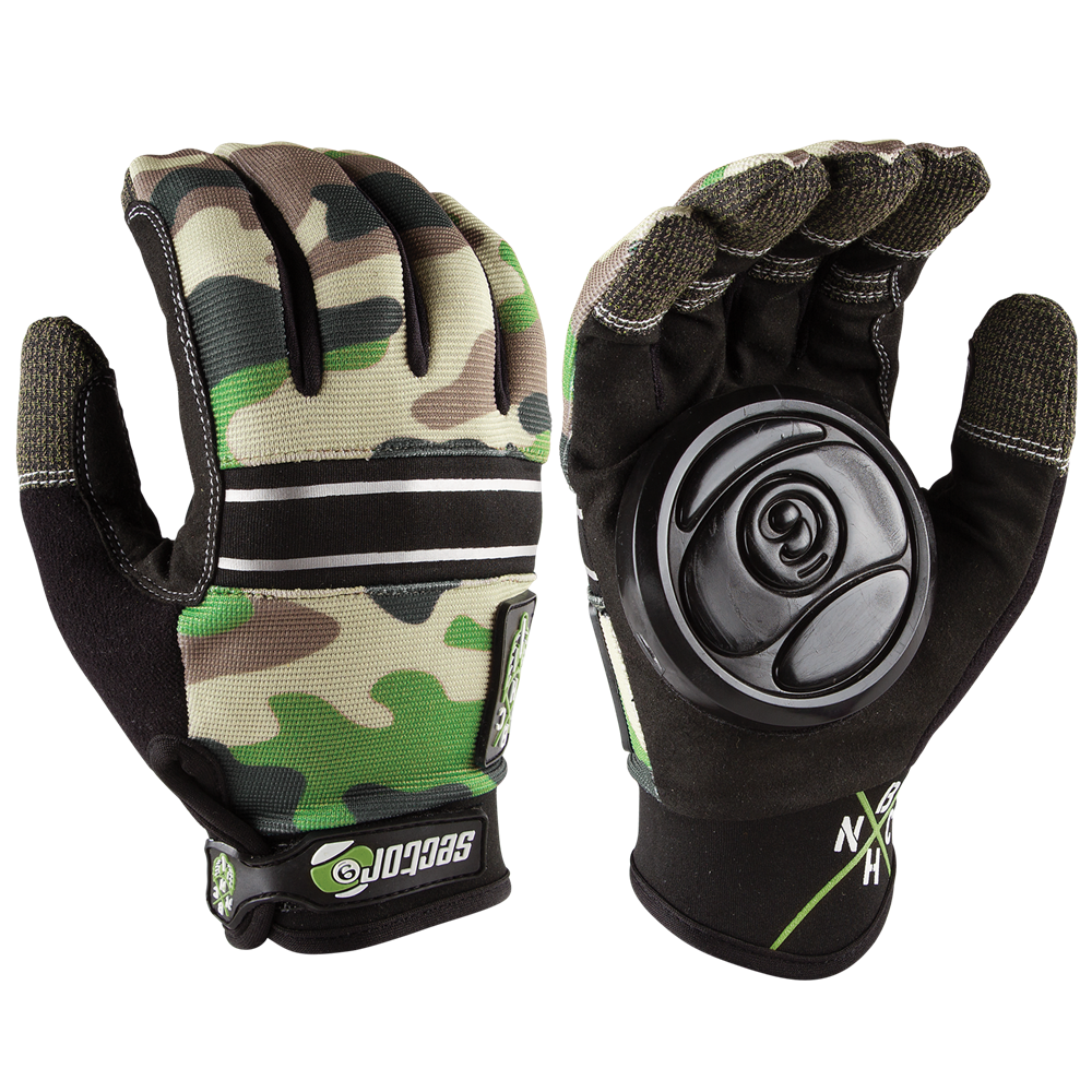 Sector9 Перчатки Sector9 BHNC Slide Glove CAMO S/M перчатки сноубордические marmot lifty glove black slate grey