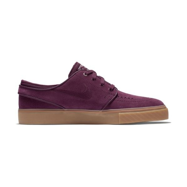 Nike SB Кеды Nike SB WMNS Zoom Janoski NIGHT MAROON/NIGHT MAROON LIGH US 7.5 nike wmns studio wrap 3 prt 684864 601
