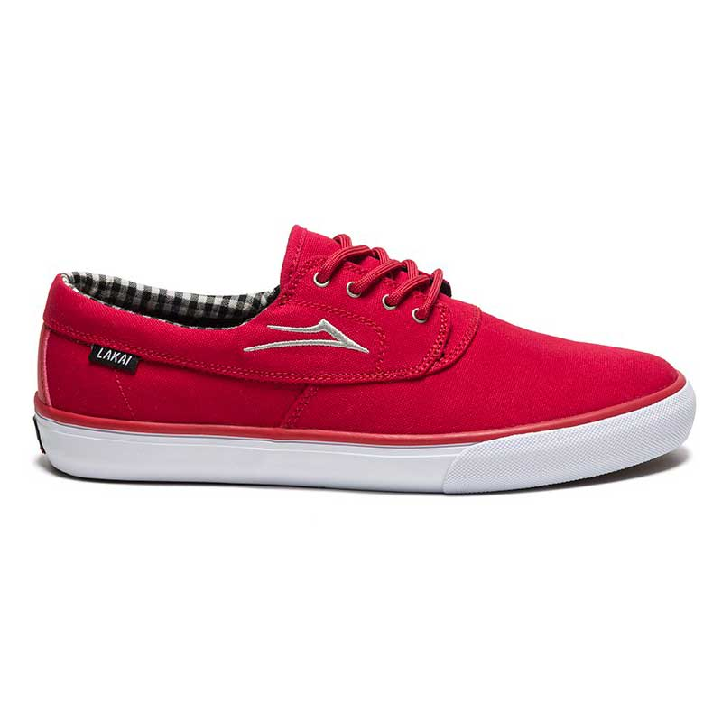 Кеды Lakai Lakai Camby Red White canvas 11.5 от Boardshop-1