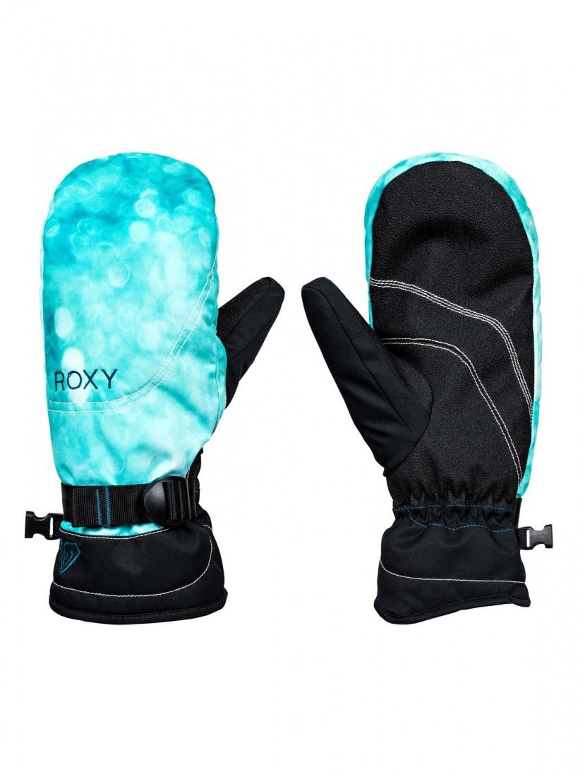 Roxy Варежки Roxy Jetty Mitt INK BLUE_SOLARGRA S варежки сноубордические женские roxy rx jetty mitt madison flowers true