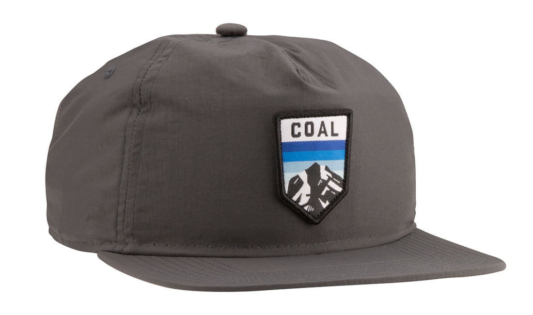 Бейсболка Coal Coal The Summit Charcoal от Boardshop-1