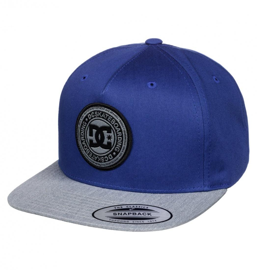 DC SHOES Бейсболка DC shoes Stapler VINTAGE INDIGO One size dc shoes рюкзак мешок dc shoes cinched washed indigo fw17
