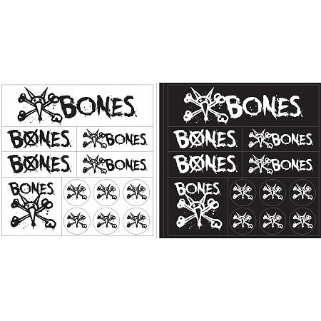 Bones Наклейка Bones Multipak One size city of bones