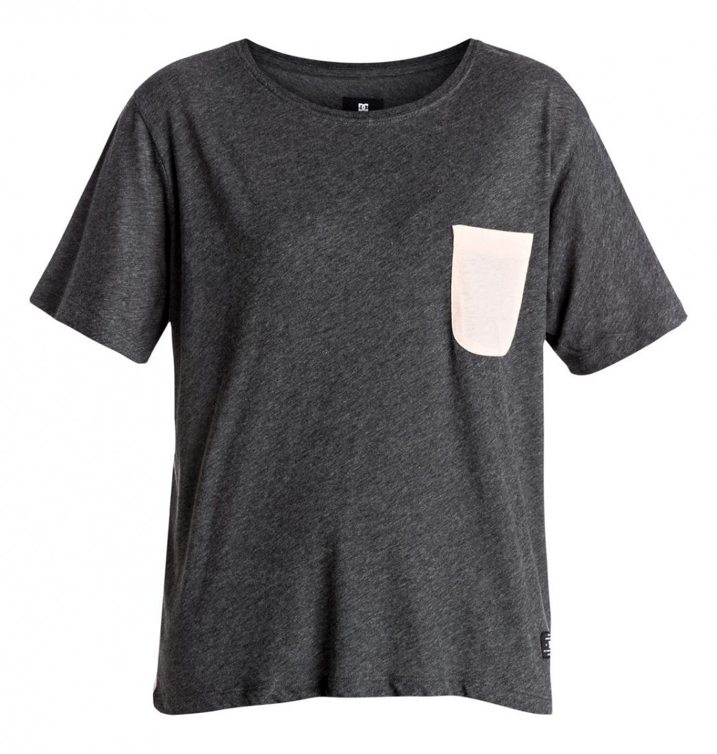 DC SHOES ФУТБОЛКА DC SAND YUSKY TEE J KTTP KTEH ЖЕНСКАЯ CHARCOAL HEATHER M care of you f24447