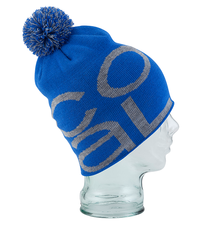 Шапка Coal Coal The Logo Royal Blue от Boardshop-1
