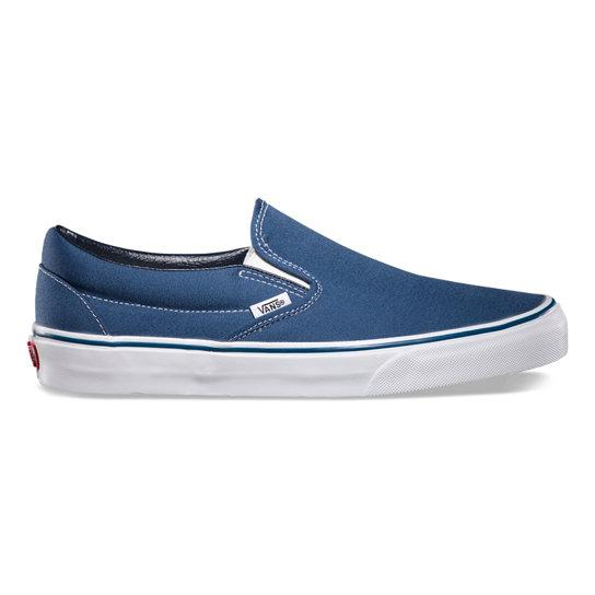 Vans Слипоны Vans Classic Slip-On Navy US 8.5
