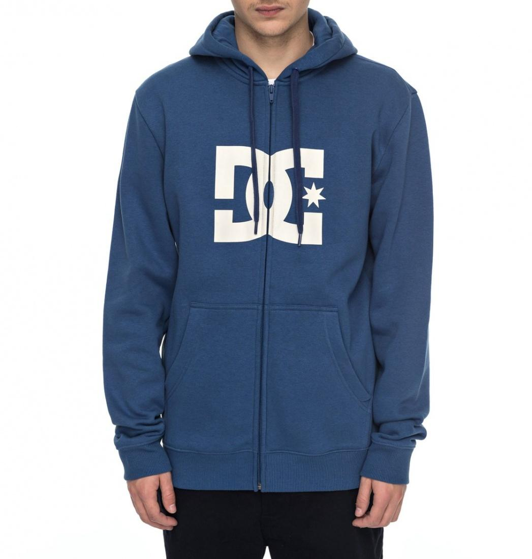 DC SHOES Толстовка DC shoes Star WASHED INDIGO, , FW17 M dc shoes рубашка dc shoes marsha flannel washed indigo fw17 m