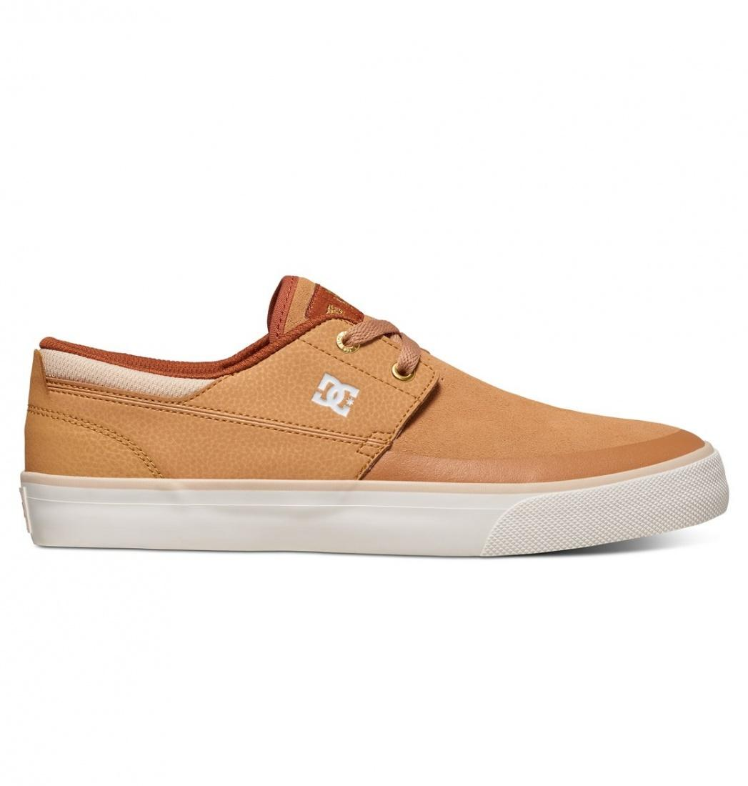 DC SHOES Кеды DC shoes Wes Kremer 2 S CAMEL US 11 dc shoes кеды dc council se navy camel 8