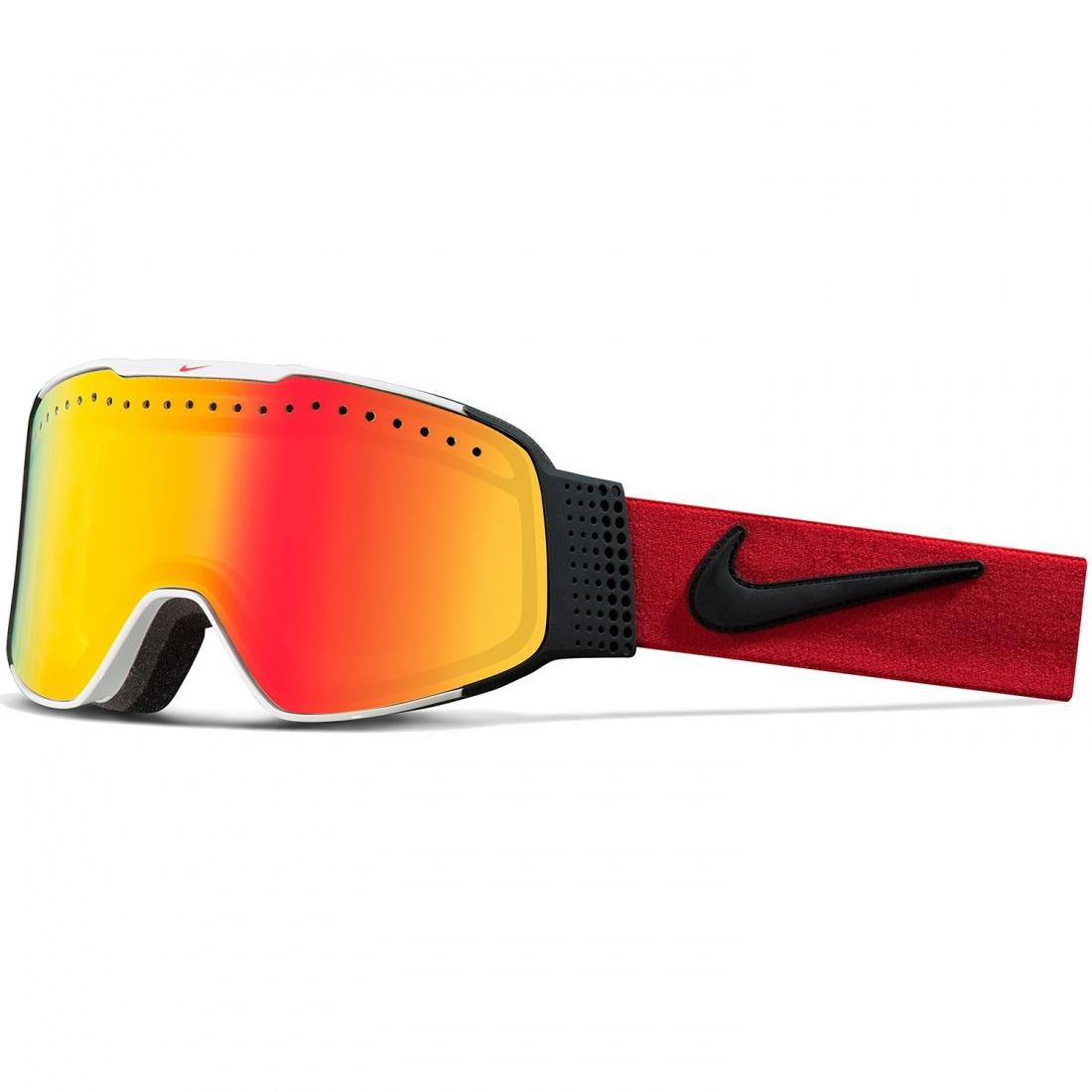 Nike SB Маска сноубордическая Nike Fade Team Red-Bright Crimson/Yellow Red Ion+Dark Smoke, , , One size team up starter sb