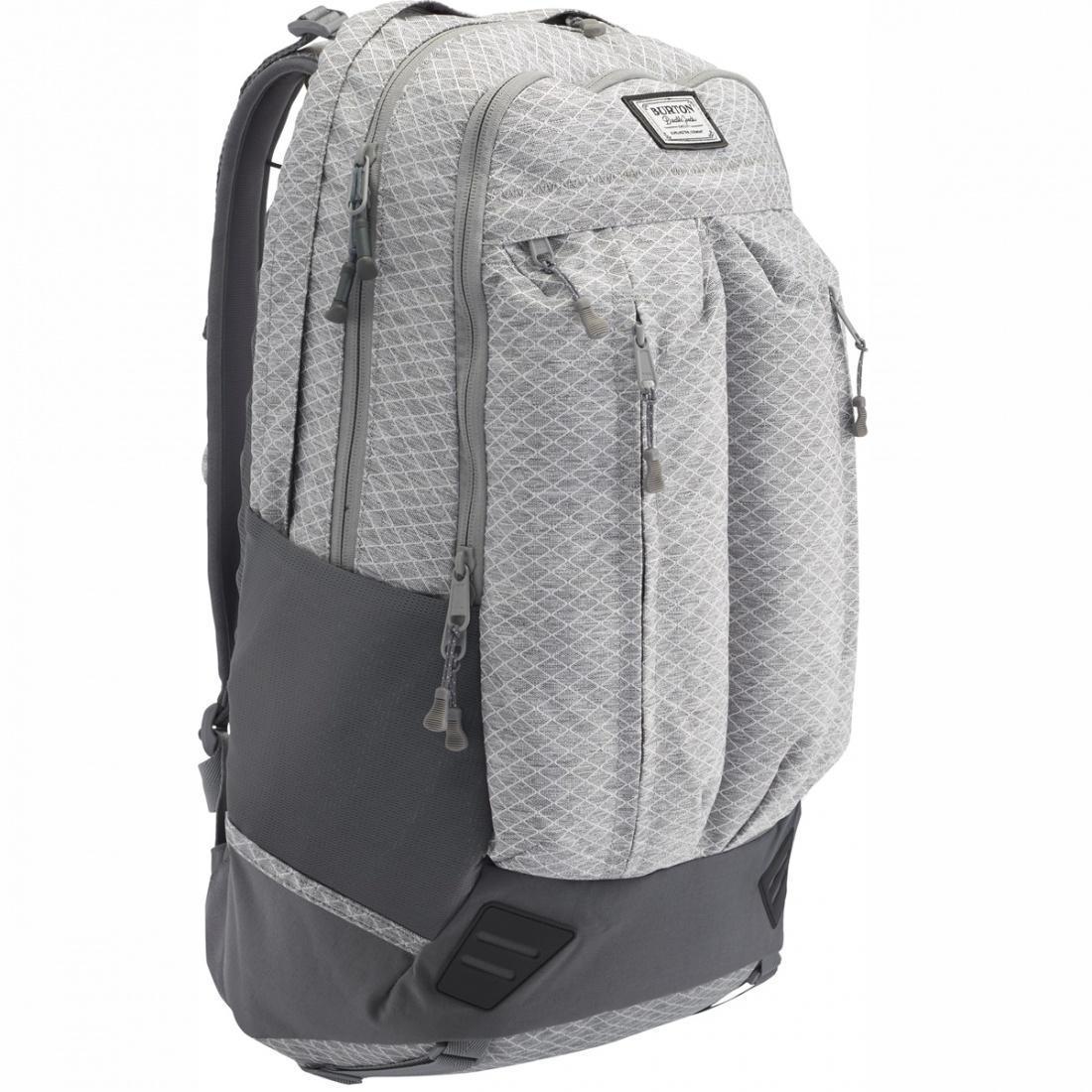 Burton Рюкзак Burton Bravo Backpack One size burton рюкзак bravo pack gry hthr dimnd rpstp fw17