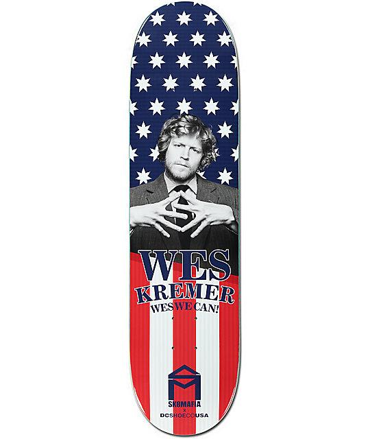 Sk8Mafia Дека для скейтборда Sk8Mafia THE KREMER WES WEN CAN MC 6A PRO DECK Assorted, , , SS17 8.25 the chinese mafia