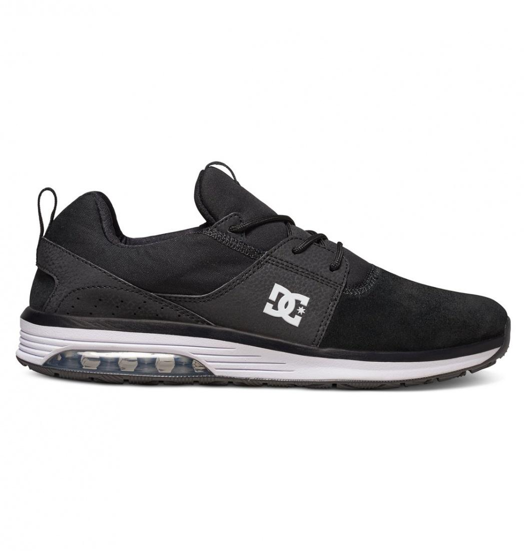 DC SHOES Кроссовки DC shoes Heathrow IA BLACK US 12 кроссовки dc shoes heathrow ia tr black