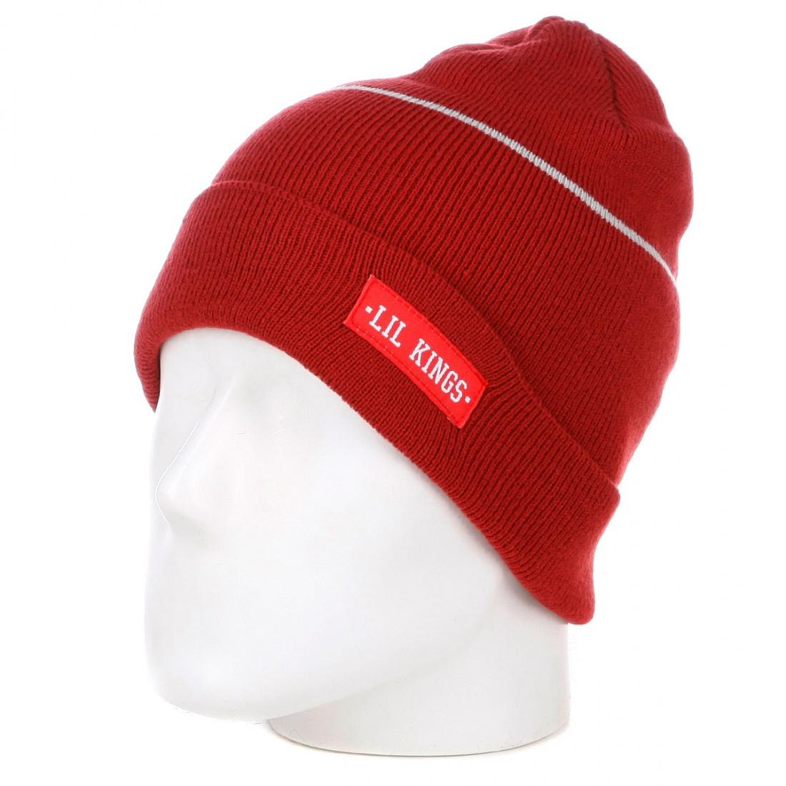 Шапка Lil kings Old Beanie