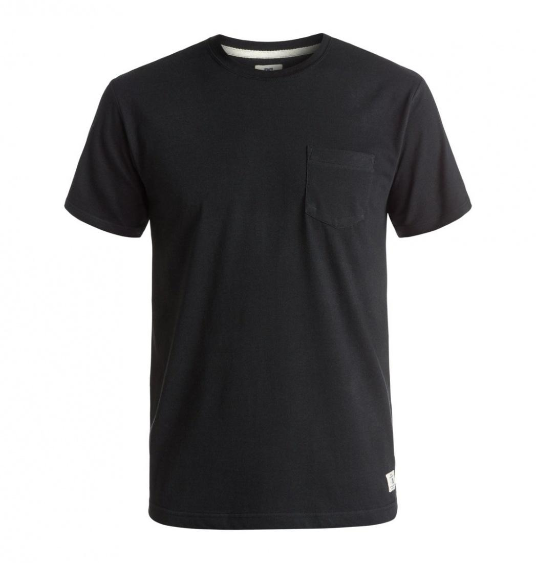 DC SHOES ФУТБОЛКА DC BASIC POCKET M KTTP KVJ0 МУЖСКАЯ BLACK XS stabila pocket basic 17773