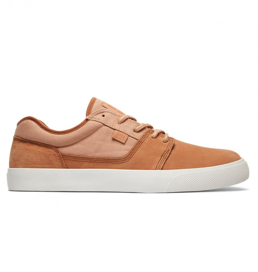 DC SHOES Кеды DC shoes Tonik LX Caramel US 10.5 dc shoes кеды dc shoes tonik black black 10