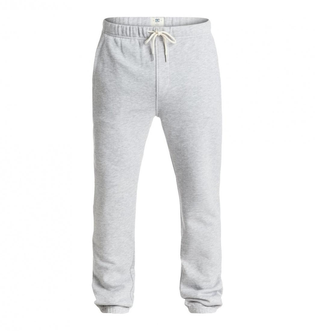 DC SHOES БРЮКИ DC REBEL PANT 3 M OTLR KNFH МУЖСКИЕ GREY HEATHER S
