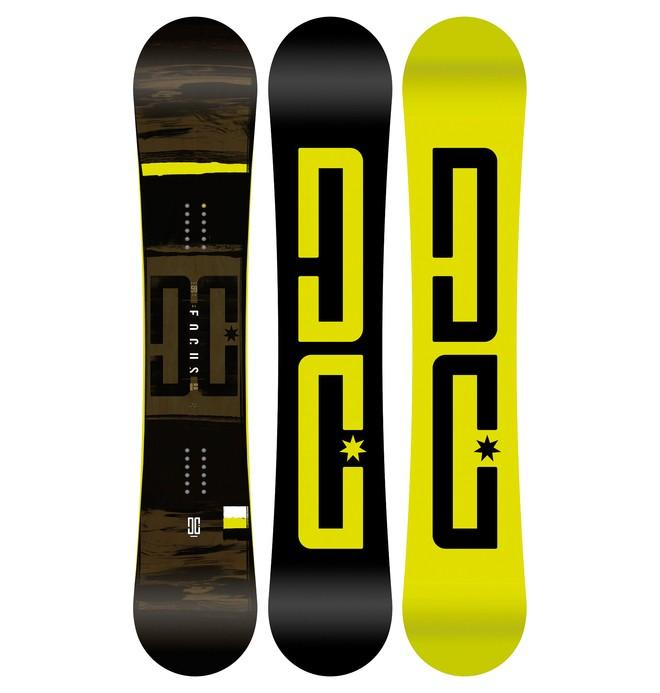 Сноуборд DC SHOES 11882913 от Boardshop-1