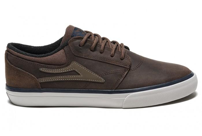 Кеды Griffin AW (9.5, BROWN OILED SUEDE, , ) от Board Shop №1