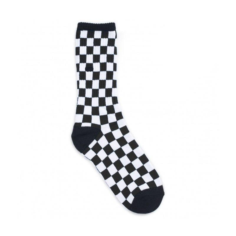 Vans ����� CHECKERBOARD CREW (6.5-9, Black/White, , )