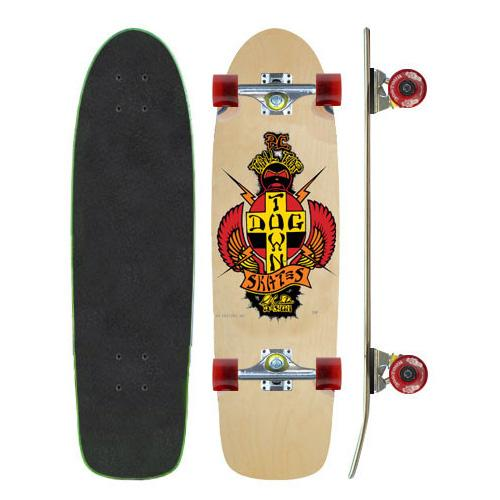 Dogtown&Suicidal Круизер Dogtown&Suicidal OG Classic PC Tail Tap 8.375x30 korting og g742 cs