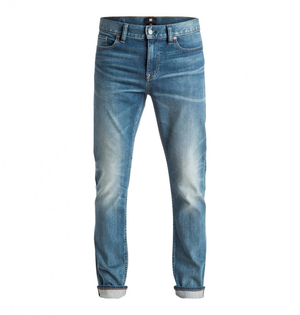 Джинсы DC WASHED SLIM