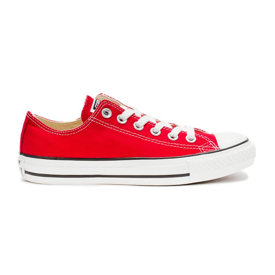 Кеды Converse CONVERSE All Star OX RED 38 от Boardshop-1