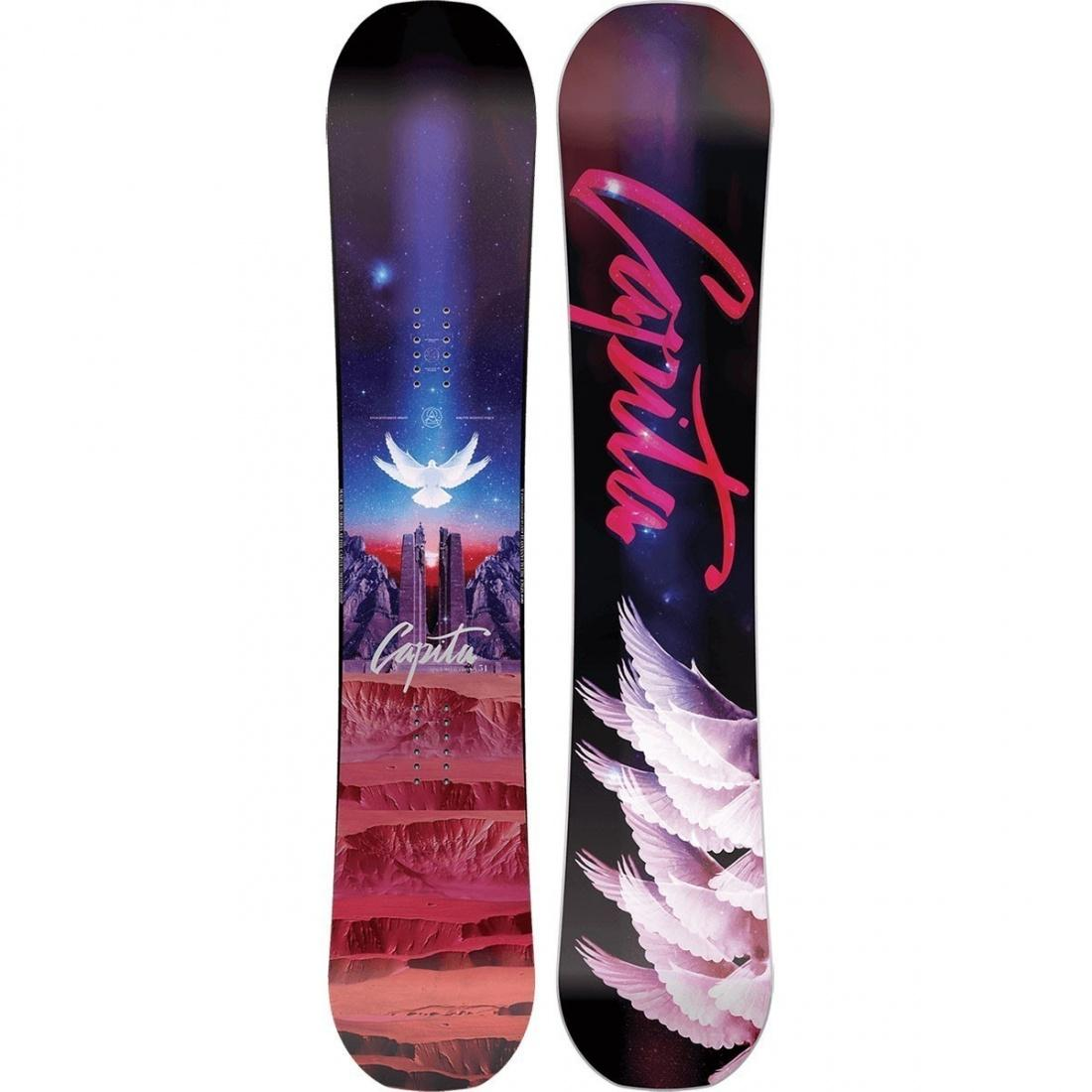 Женский сноуборд Capita Capita Space Metal Fantasy от Boardshop-1