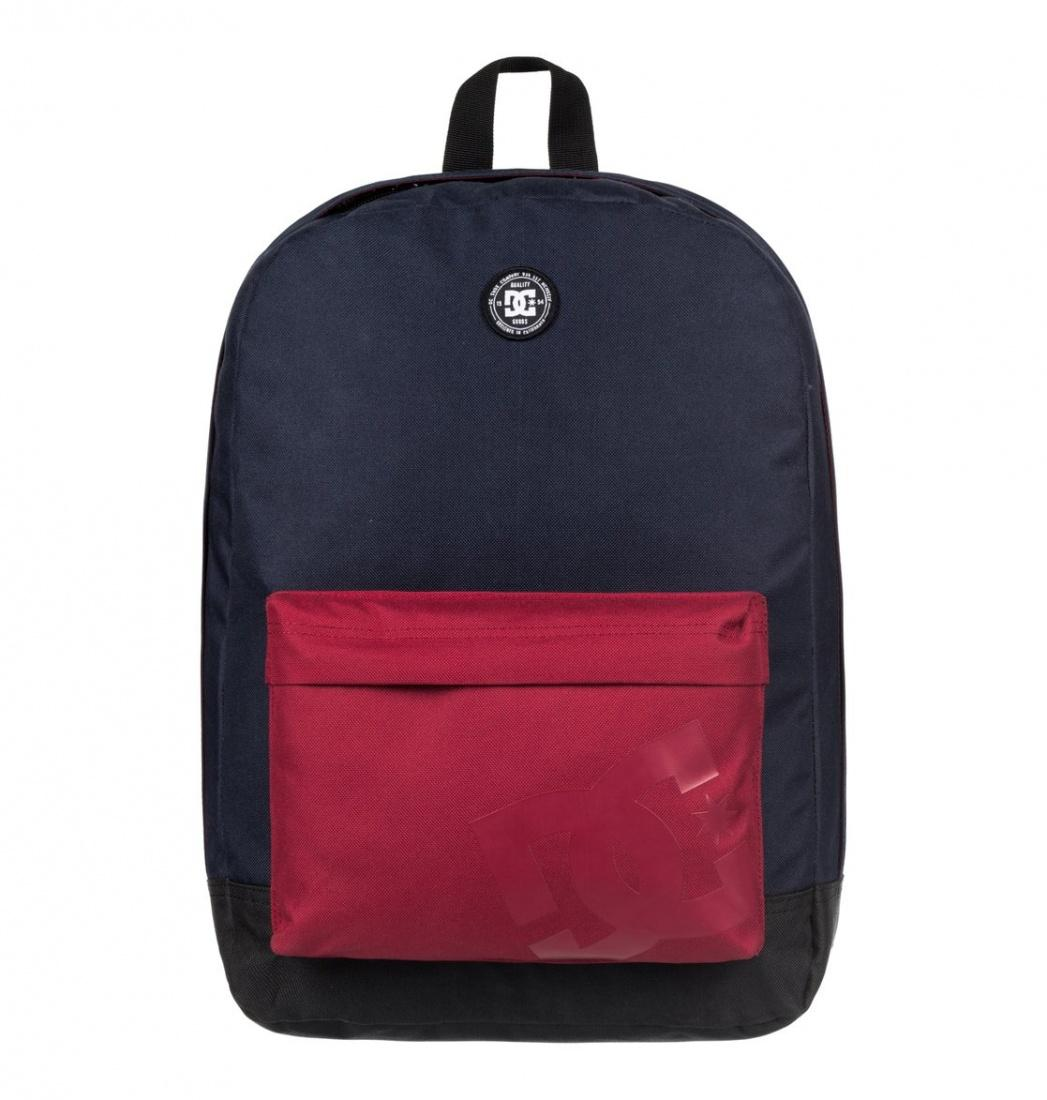 DC SHOES Рюкзак DC shoes Backstack DARK INDIGO, , FW17 dc shoes рюкзак мешок dc shoes cinched washed indigo fw17