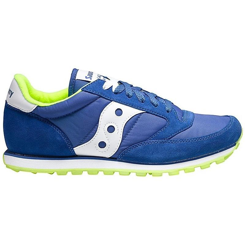 Saucony Кроссовки Saucony Jazz Lowpro Blue/White 10 saucony originals в одессе