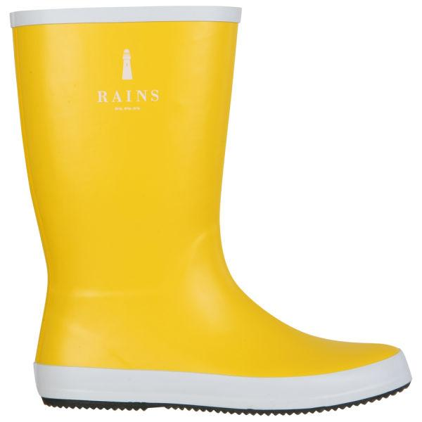 Зимние ботинки RAINS Rains Welly Yellow 36 от Boardshop-1