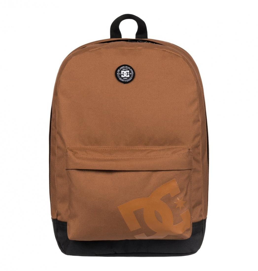 DC SHOES Рюкзак DC shoes Backstack DC WHEAT, , FW17 One size dc shoes рюкзак мешок dc shoes cinched washed indigo fw17