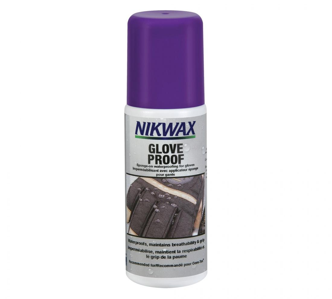 Nikwax Пропитка для перчаток из ткани и кожи Nikwax Glove Proof 125 мл lobster glove stainless steel metal mesh shucking glove cut proof knife proof chain mail glove