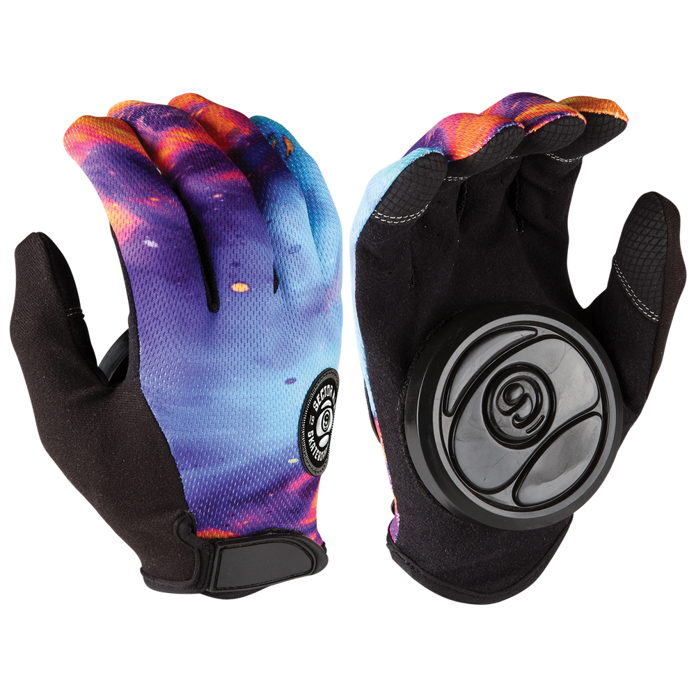 Sector9 Перчатки Sector9 Rush Slide Glove Cosmic S цены
