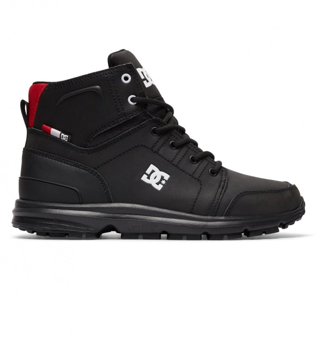 DC SHOES Ботинки DC shoes Torstein BLACK/ATHLETIC RED/WHITE, , FW17 8 dc shoes кеды dc heathrow se 11