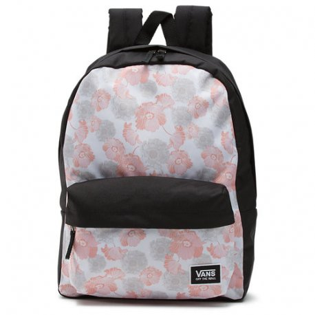 Vans Рюкзак Vans Realm Classic Poppy vans wm realm backpack pink lady ph