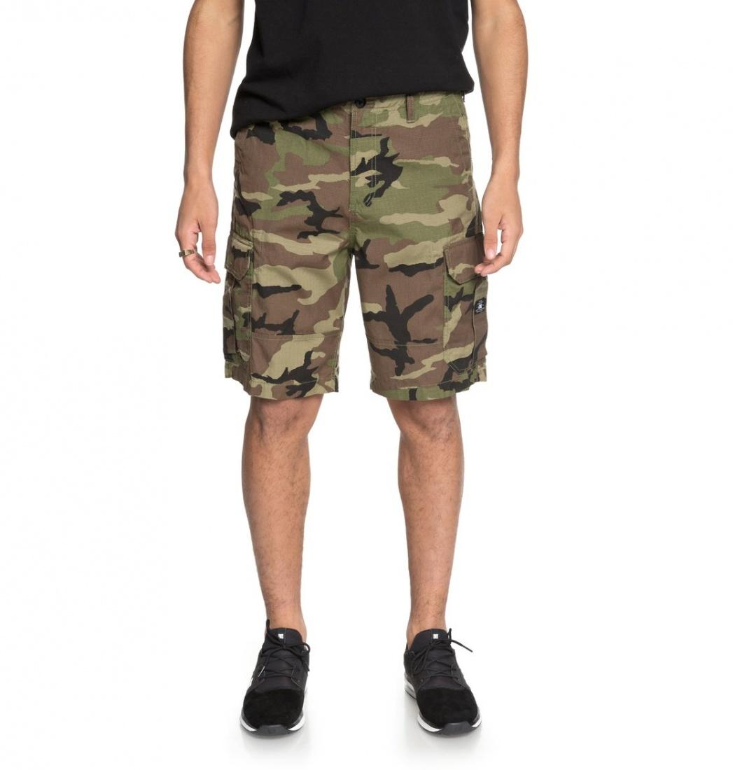 DC SHOES Шорты DC shoes Ripstop Cargo 21 CAMO 30 dc shoes кошелек dc shoes ripstop one size