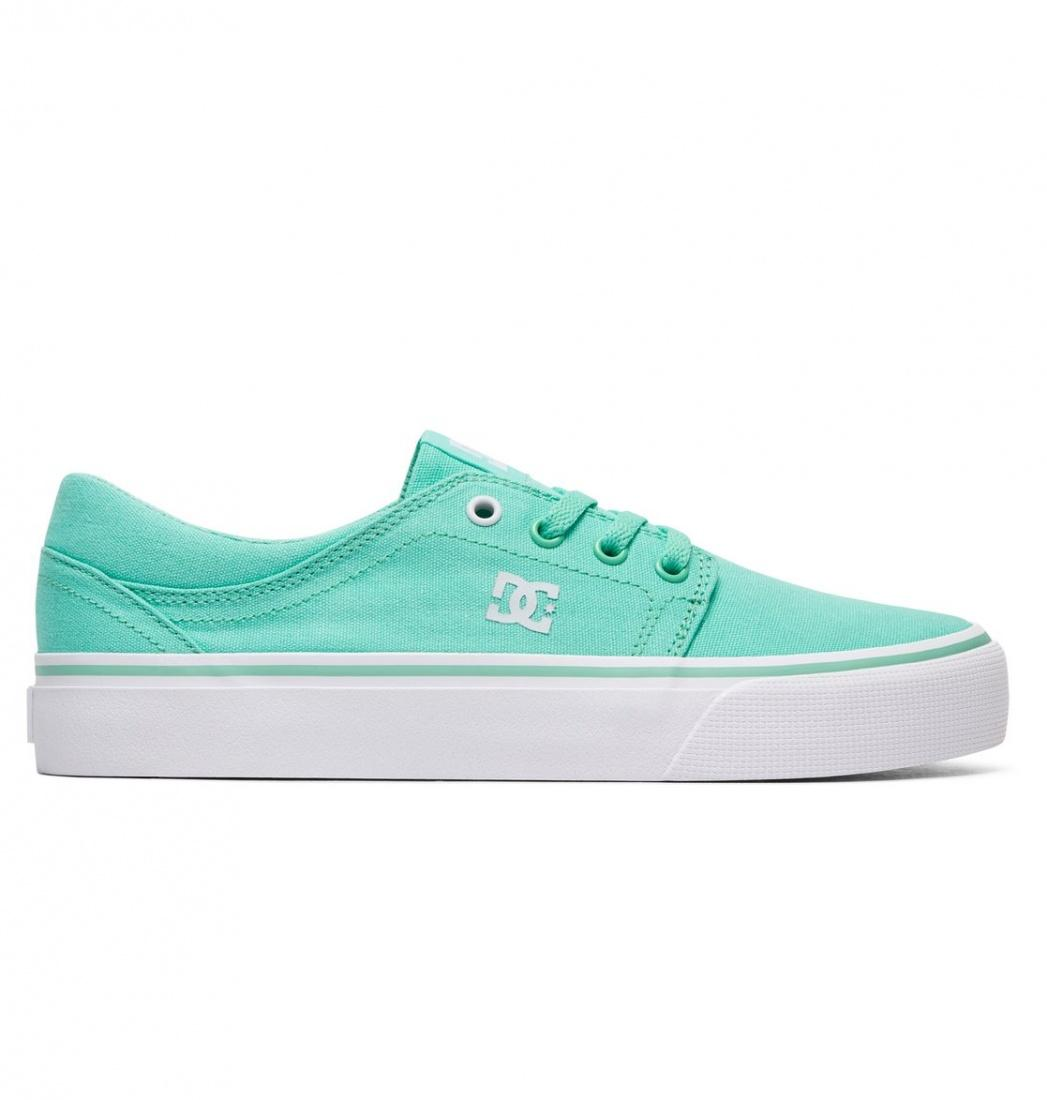 DC SHOES Кеды DC shoes Trase TX MINT US 7.5