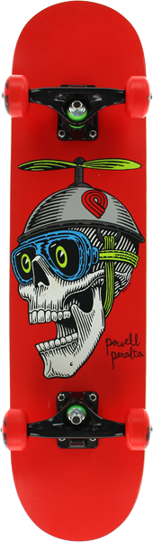 Скейтборд в сборе Powell Peralta Prop Head