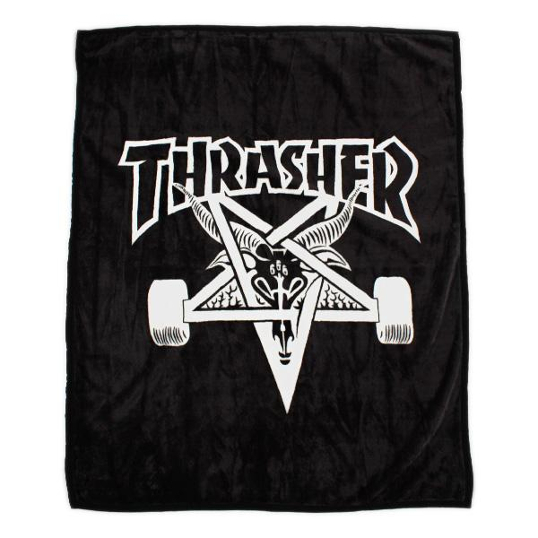 Плед Thrasher SKATE GOAT BLANKET- NEW от Board Shop №1