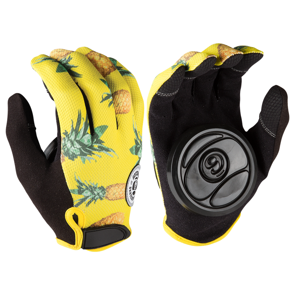 Sector9 Перчатки Sector9 Rush Slide Glove Yellow L перчатки dakine navigator glove rust