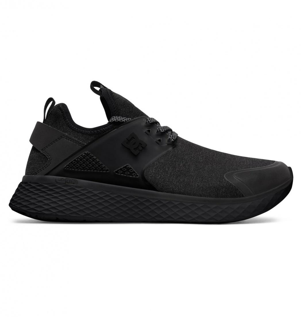 цена на DC SHOES Кроссовки DC shoes Meridian Prestige BLACK/BLACK/BLACK US 8.5