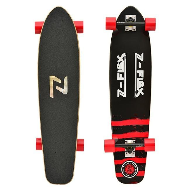 Комплект лонгборд Z-FLEX KICKTAIL LONGBOARD от Board Shop №1