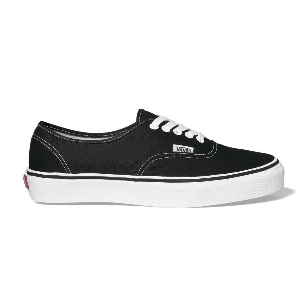 Кеды Vans Vans Authentic Black 10.5 от Boardshop-1