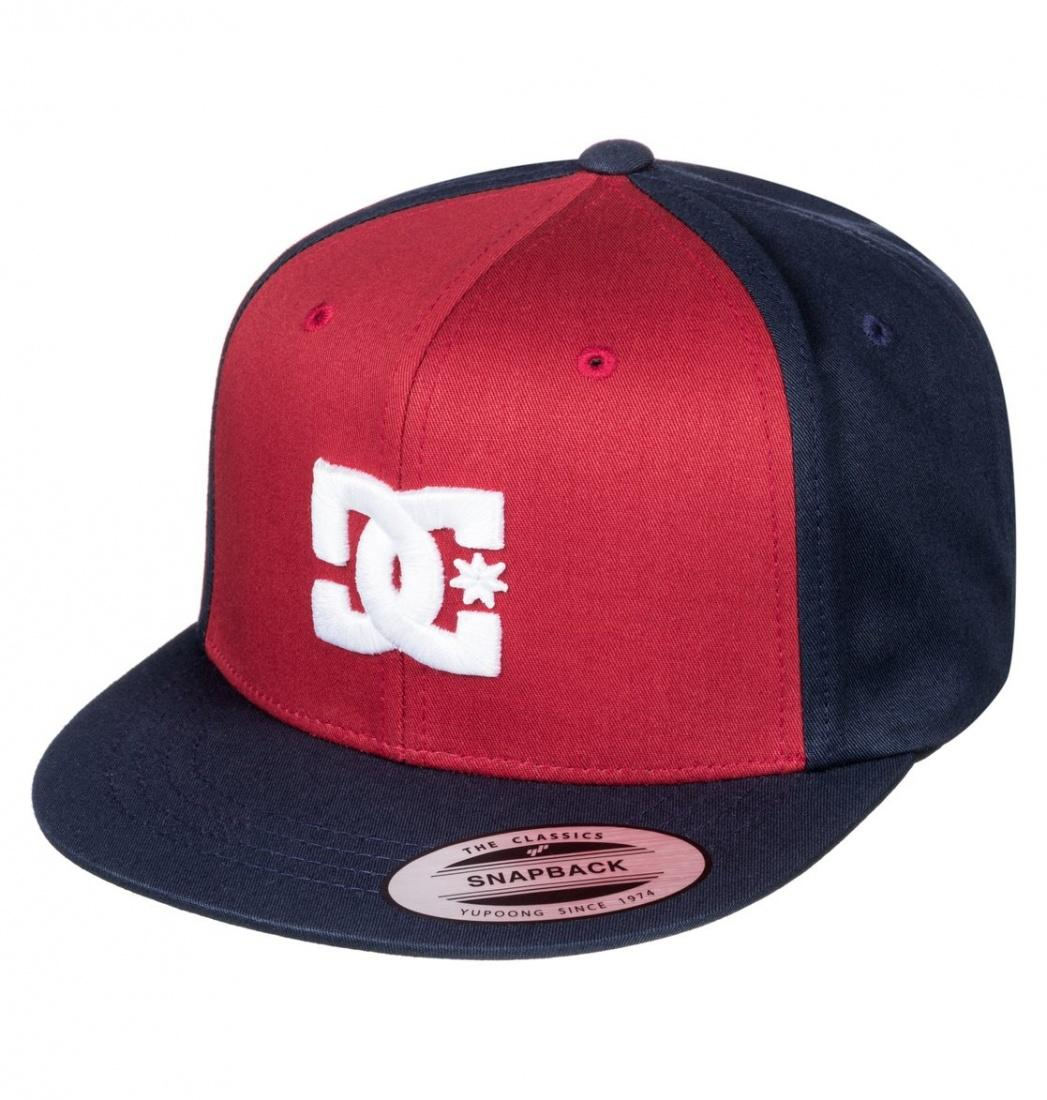 DC SHOES Бейсболка DC shoes Snappy RIO RED, , FW17 One size dc shoes рюкзак dc shoes the breed black darbotz fw17 one size